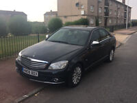 Mercedes c200 cdi 08 plate reap bagain. cheepst uk not audi passat bmw