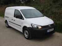 2012 12 Volkswagen Caddy Maxi 1.6TDI 102PS C20 Maxi Van
