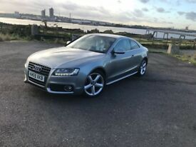 Audi A5 Coupe 1.8 S line AUTO brilliant condition and superb drive