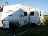 2007 Jayco Jayflight 31BHDS travel trailer