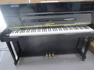 Four pianos for sale $3000 each incl warranty, del & tuning!