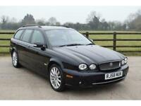 2008 Jaguar X-Type D S Estate Diesel Manual