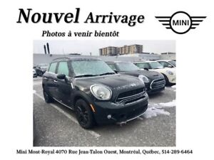 2015 MINI Cooper Countryman Cooper S + ALL4 + TOIT PANO + PROMO