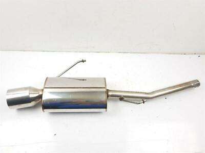 UNIVERSAL EXHAUST ASSEMBLY WITH 40MM LINK PIPE