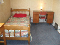 AVAILABLE MARCH---FURNISHED ROOM---ALL INCLUSIVE