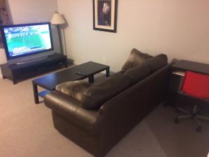 2 Bedroom - Fully Furnished Basement Suite