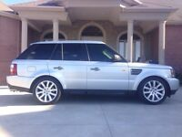 Range Rover Sport Supercharged 2 years of warrenty