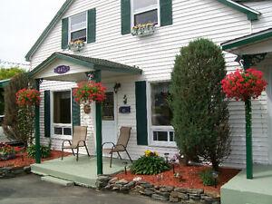 Dépannage hébergement temporaire tout inclus-Duplex à Sherbrooke