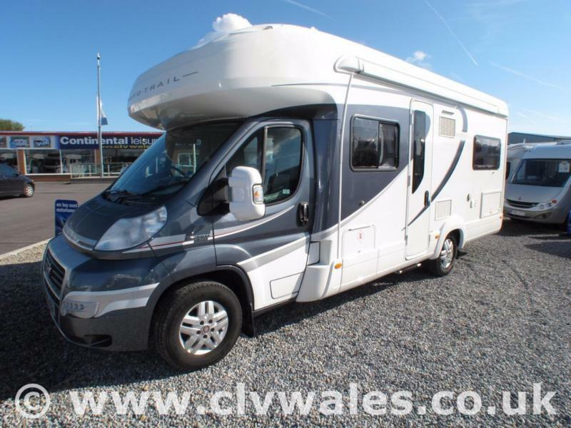 Auto-Trail Cherokee Fixed Bed Motorhome MANUAL 2013/13