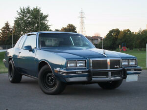 1983 Pontiac, Street Machine