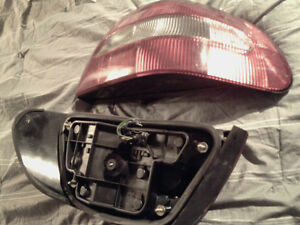 Volvo C70 coupe and convertible tail light from 1998 to 2002 ,I