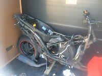 Gilera runner breaking spares or repairs parts plastics 50cc 125cc