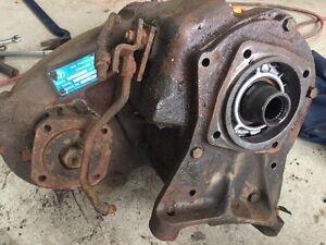transfer case np 203