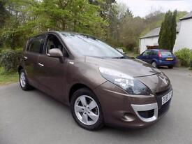 2009 RENAULT SCENIC TOMTOM EDITION DCI DIESEL