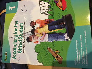 Grade 1 books For Gifted Student