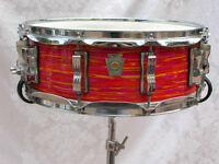 """Ludwig 14"""" x 5"""" maple snare"""