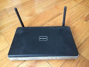 Dlink Dir-615 router for sale in good consition