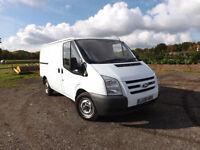Ford Transit 2.2 SWB low roof 2008/08 ** VERY LOW MILEAGE ** 1 OWNER