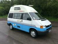 Used Petrol Campervans and Motorhomes for Sale in West