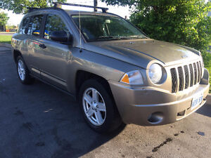 2008 Jeep Compass -  - LOW KM