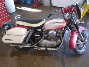 1965 Harley Davidson Sportster All Original