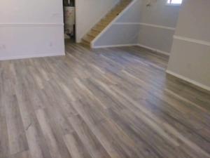 Laminet, vinyl, solid & engineered hard wood , tile, etc