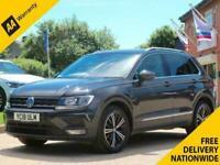 2018 Volkswagen Tiguan 1.4 SE NAV TSI 5d 124 BHP Estate Petrol Manual