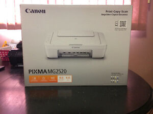 Brand New Canon Printer In Box