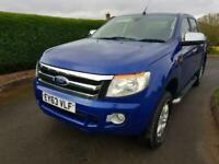 2013 Ford Ranger 2.2TDCi 4x4 XLT
