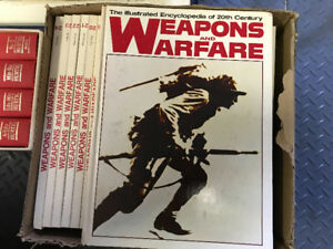 THE ILLUSTRATED ENCYCLOPEDIA OF 20TH CENTURY WEAPONS & WARFARE