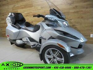 2010 Can-Am Spyder RT SM5 58$/SEMAINE