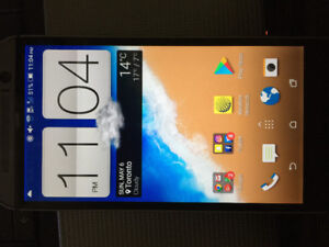 HTC ONE M8 only $60 unlocked