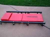 Automotive Creeper - Craftsman