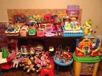 Toddler and Infant Toys...HUGE Selection....for ages 0-4