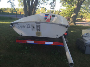 12' foot Starcraft Sailboat for Sale