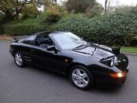 TOYOTA MR2 2.0 GT - T-BAR (180 BHP) - 2dr - BLACK ** FACE LIFT + IMMACULATE **