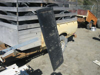 H/D black plastic truck liners good for greenhouse