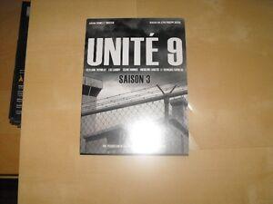 DVD série Unité 9 saison 3