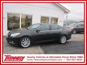 2013 CHEVY MALIBU LT WITH 2/LT PACKAGE