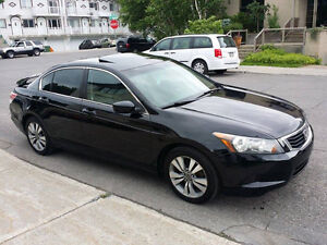 2008 Honda Accord Berline Mecanique A1 Fully Equipped