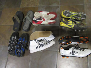 Various Size 11 Men's Footwear