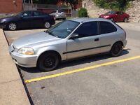 97' Honda civic hatchback