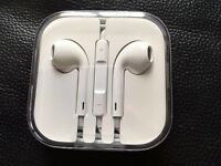 Brand new genuine Apple headphones