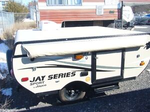 2015 Jayco Jay Series Tent Trailer