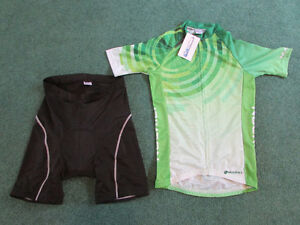 Womens Bicycle Outfit