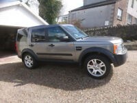 Landrover Discovery 3 56plate, FSH in very good condition.