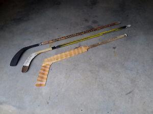 Baton De Hockey