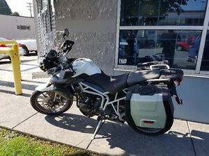 2011 Triumph Tiger 800 Excellent shape - $10,250