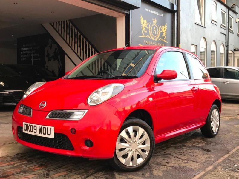 2009 nissan micra 1 2 16v 79bhp auto acenta in edgbaston west midlands gumtree. Black Bedroom Furniture Sets. Home Design Ideas