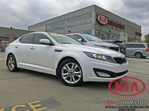 2013 Kia Optima EX+ | HTD Leather | Amazing Condition